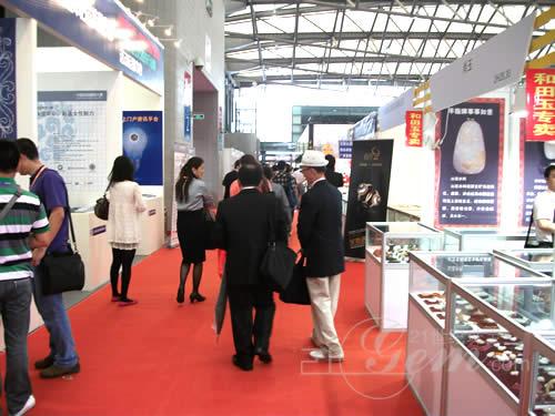 2011年上海国际珠宝首饰展盛大揭幕