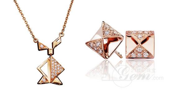 力拓邀国际珠宝设计师诠释时尚钻饰四大流行趋势