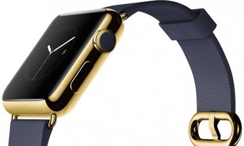 苹果发布Apple Watch 确定奢侈定位