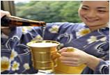 日本黄金老铺推出24K纯金啤酒杯