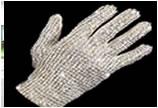 杰克逊钻石手套被拍卖 成交价高达34万