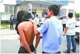 河南:三劫匪光天化日持刀抢珠宝店 两日即被擒获
