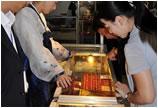 第五届平壤秋季国际商品展开幕 珠宝首饰受关注