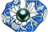 珍珠时尚设计新品秀