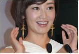 赵子琪代言首饰 亮相2009中国国际珠宝展
