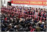 第27届东京国际珠宝展(IJT2016)盛大开幕