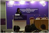 香港举行国际性珠宝研讨会 21Gem总监范勤奋作主旨演讲