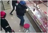 高强度玻璃让马来西亚珠宝劫匪无功而返