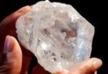 世界最大钻石原石3.5亿元人民币拍卖成交