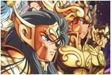 12宫星座圣斗士 1:1黄金圣衣惊艳出世