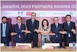 周大福、巴林珍珠及上海钻交所再度成为JNA大奖首席合作伙伴