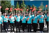 70年载梦前行 中国珠宝人《我和我的祖国》唱响中国骄傲